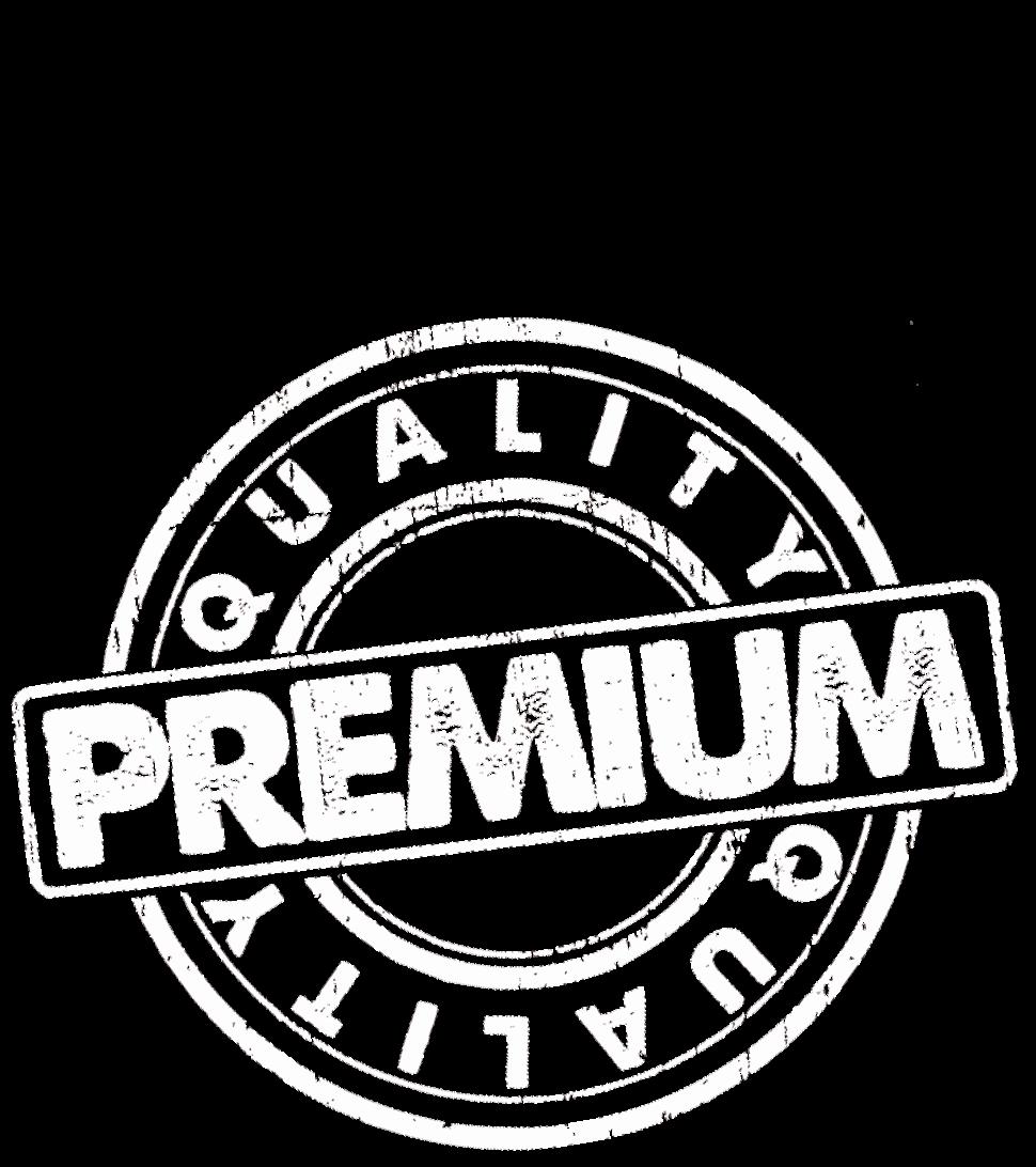 wht premium quality stamp