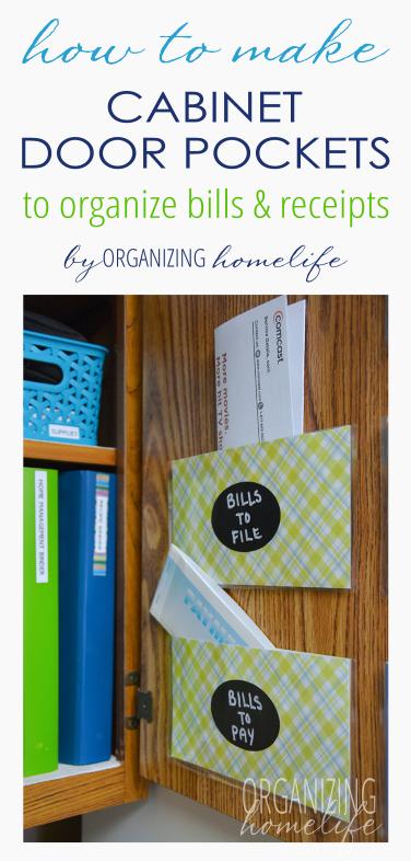 How-to-Organize-Bills-Receipts-with-Cabinet-Door-Pockets